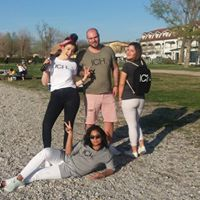 Spontane ICH SHIRT Models am Neusiedlersee!
