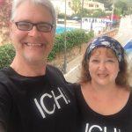 ICH-SHIRT-Pärchen-Mallorca