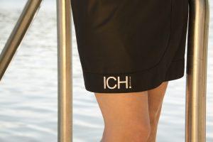 ICH Wickelkleid Detail